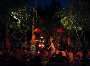 Kecak Dance at Batubulan