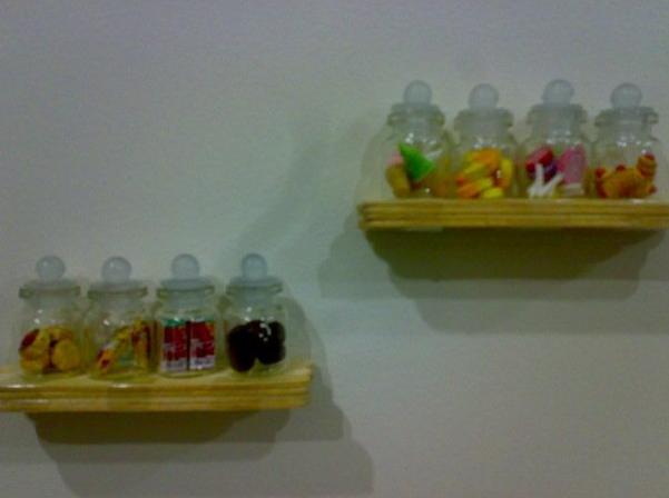 stoples mini berisi makanan mini untuk kami yang mini-mini